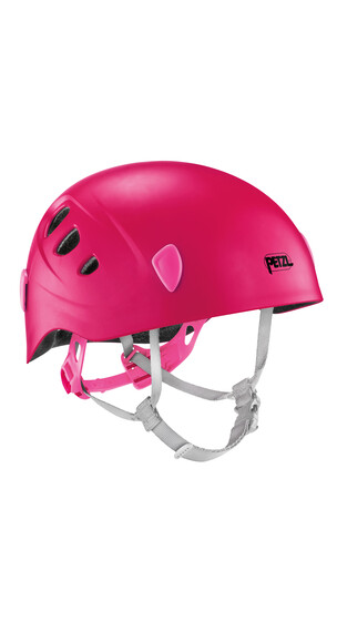 Petzl Picchu - Casque d'escalade - rose